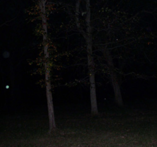 green orb in photos