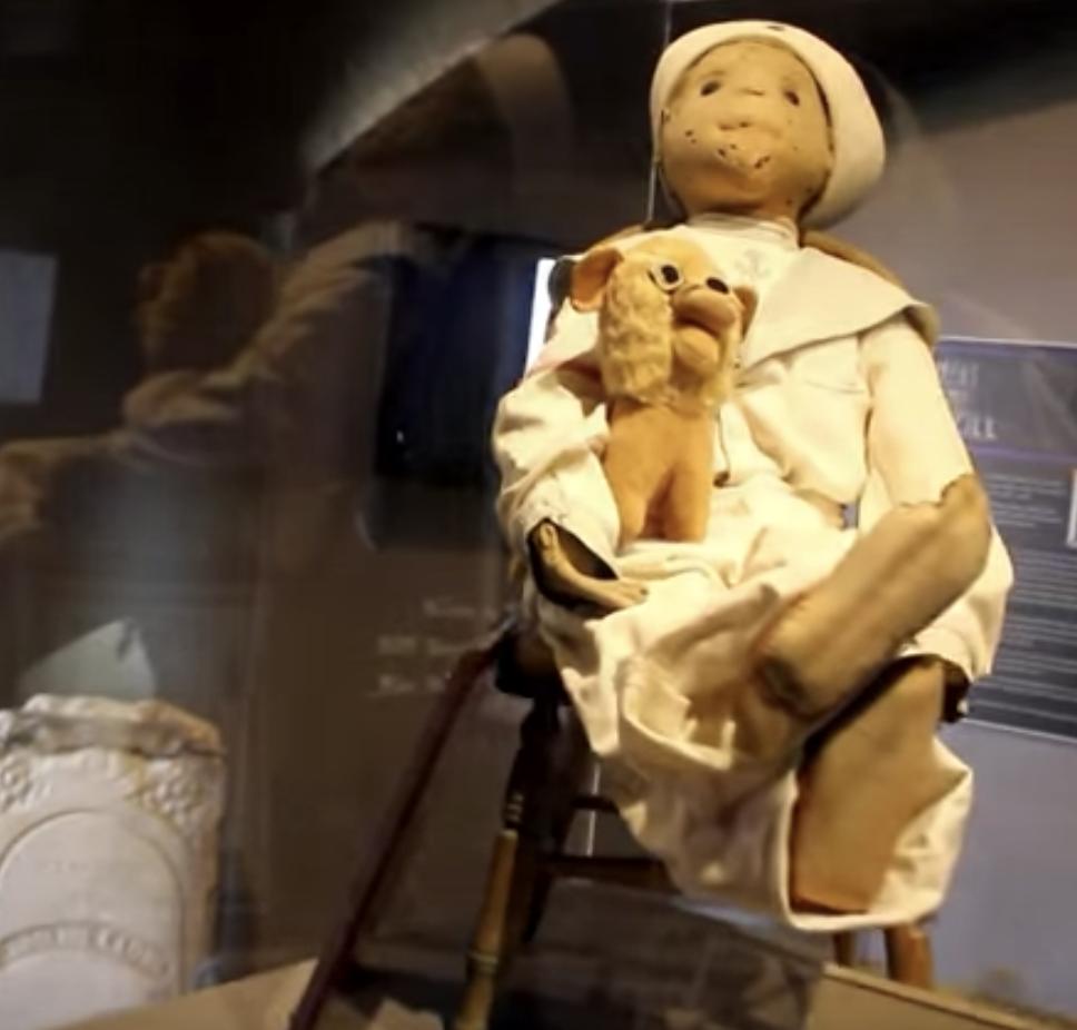 Haunted Doll Key West