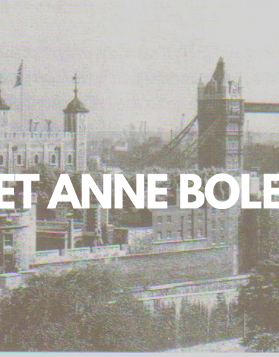 Tower of London's ghost, Anne Boleyn