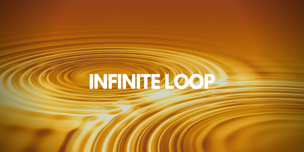 infinite loop residual haunting