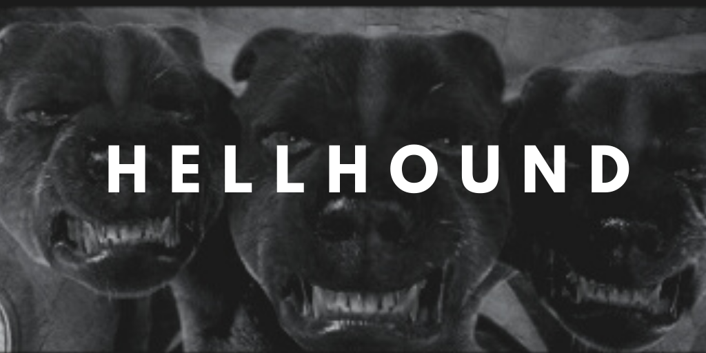 hellhound in dream