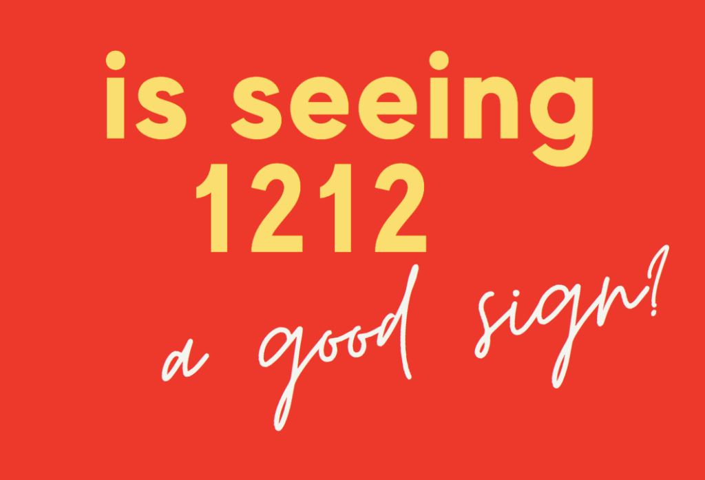 seeing 1212