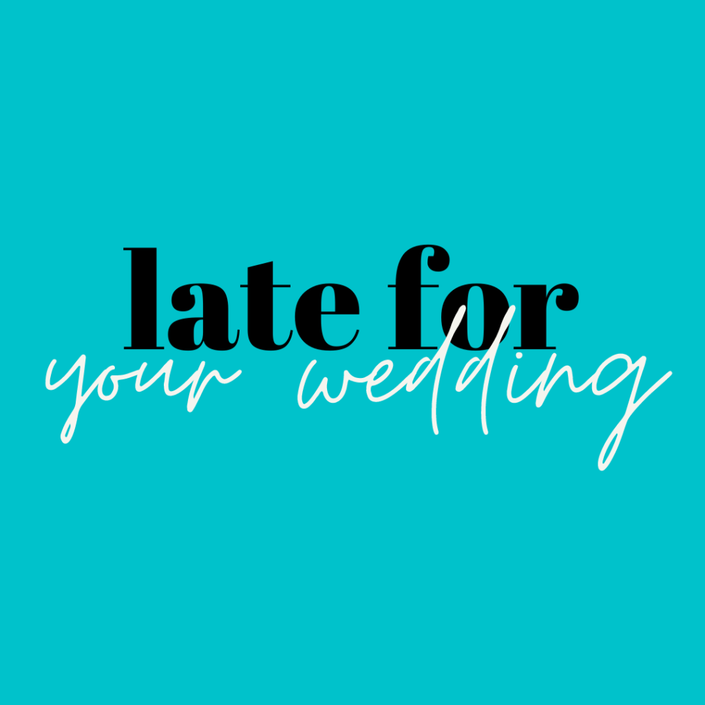 dream of being late for wedding