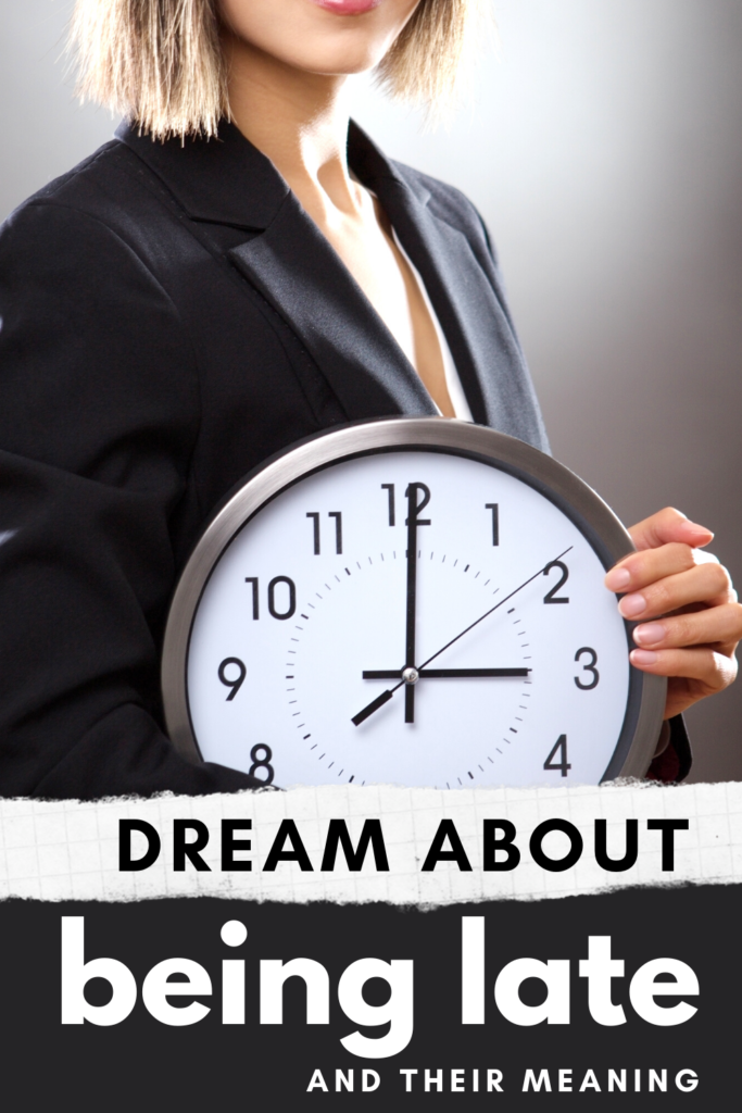 dreaming of time meaning