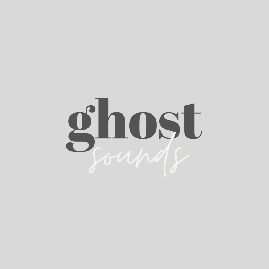 types of ghost sounds