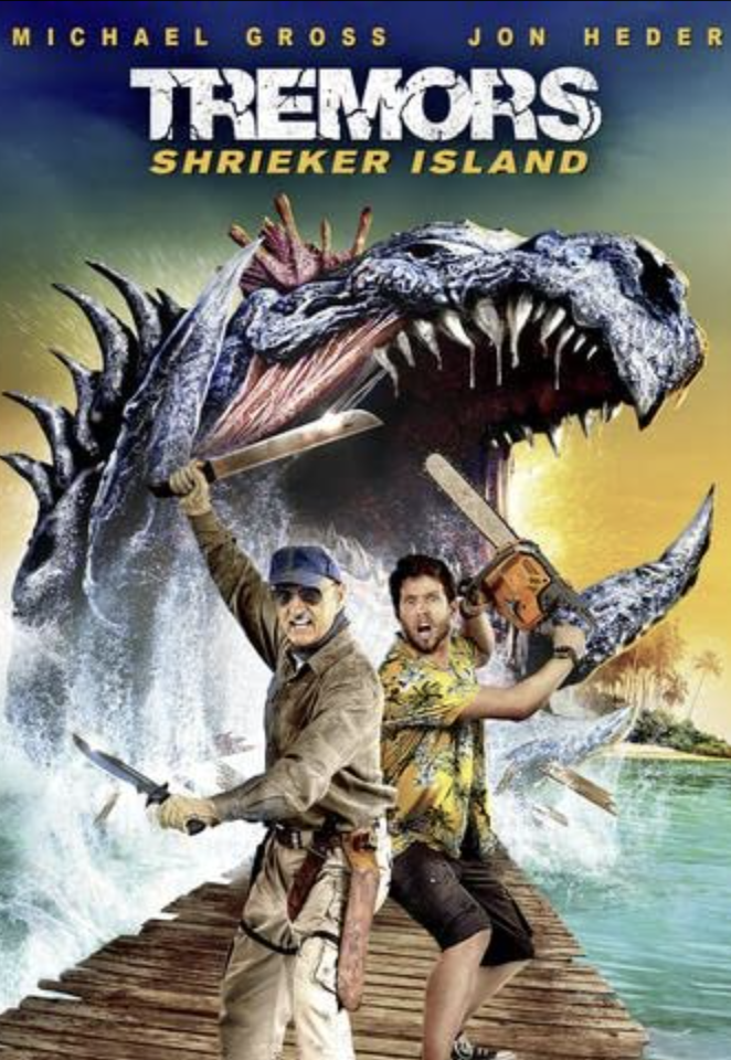 Best Quotes From Tremors Shrieker Island