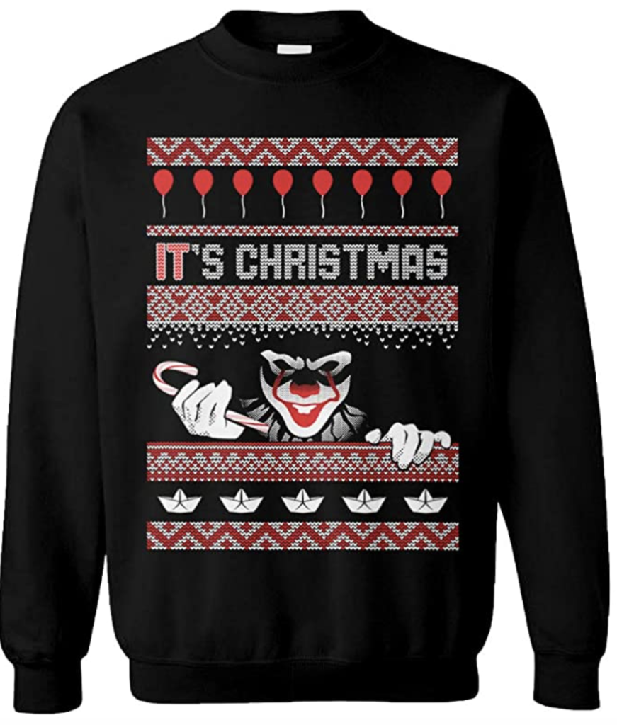 It's Christmas - Creepy Clown Xmas