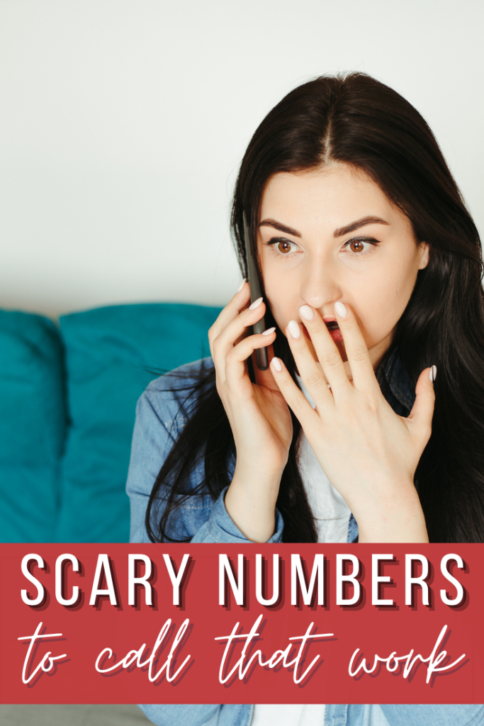Scary Phone Numbers To Call