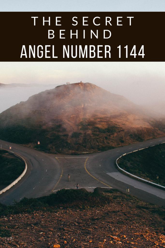 Seeing Angel Number 1144