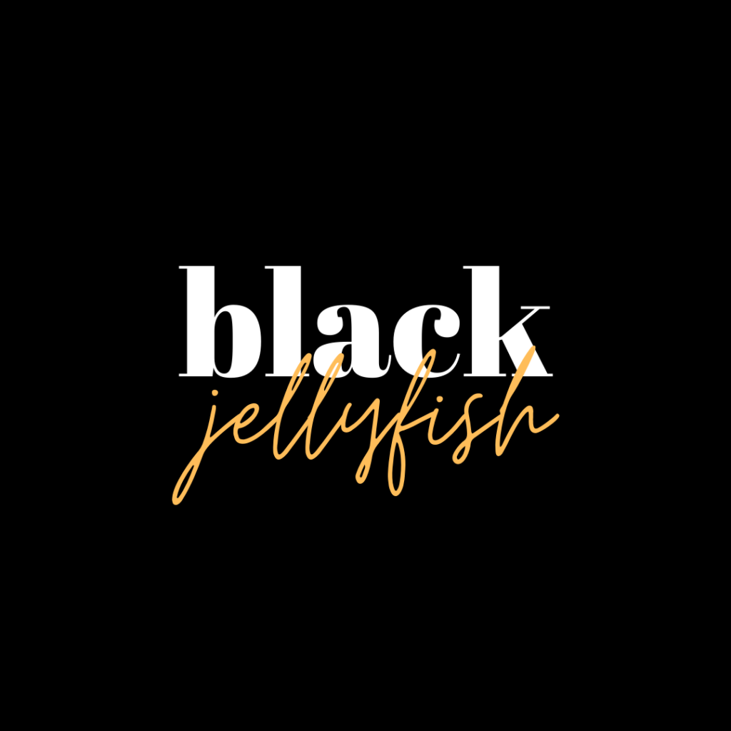 black jellyfish meaning