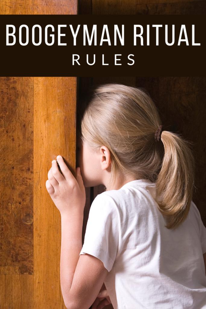 boogeyman game rules