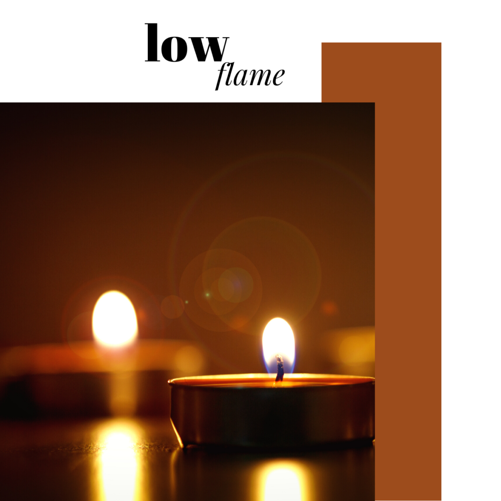 candlestick reading