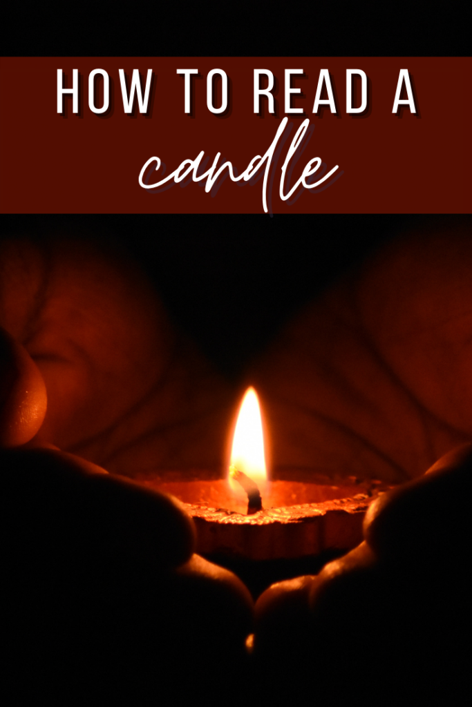 how to read a candle