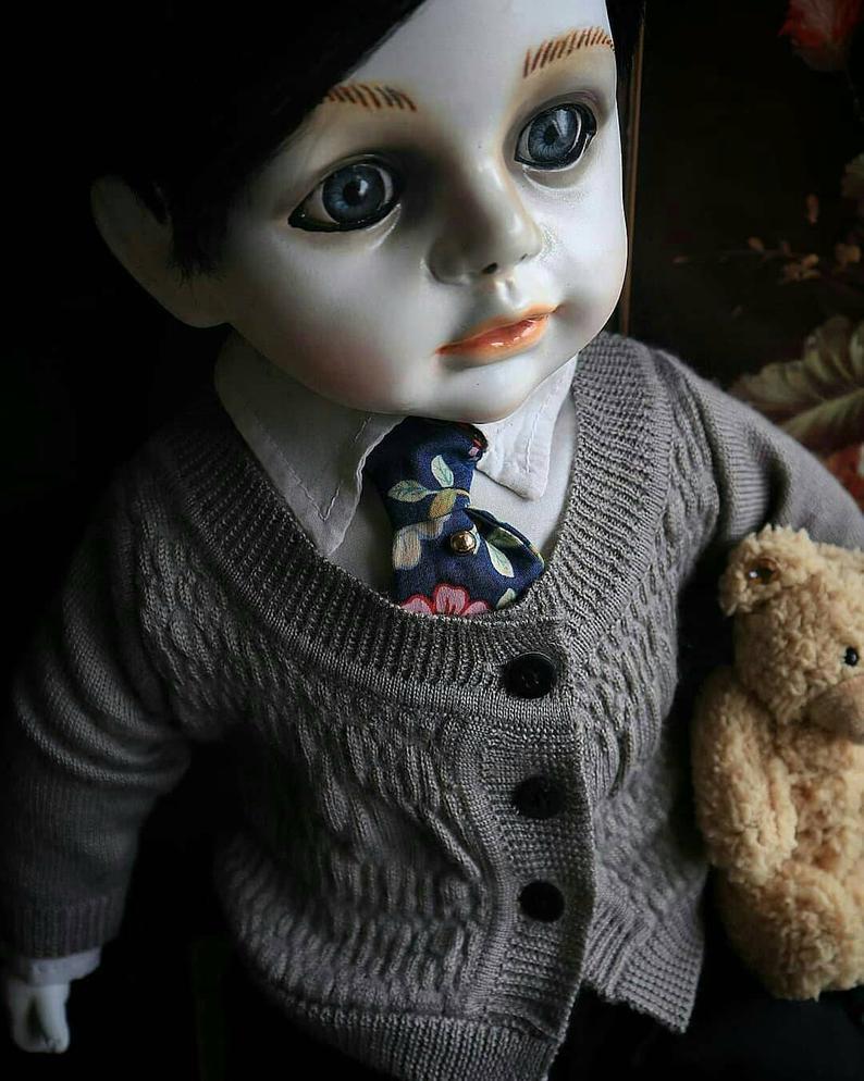 the boy movie doll