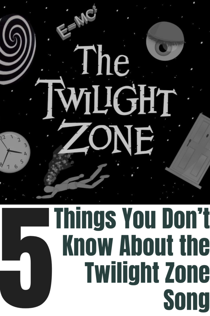 twilight zone song