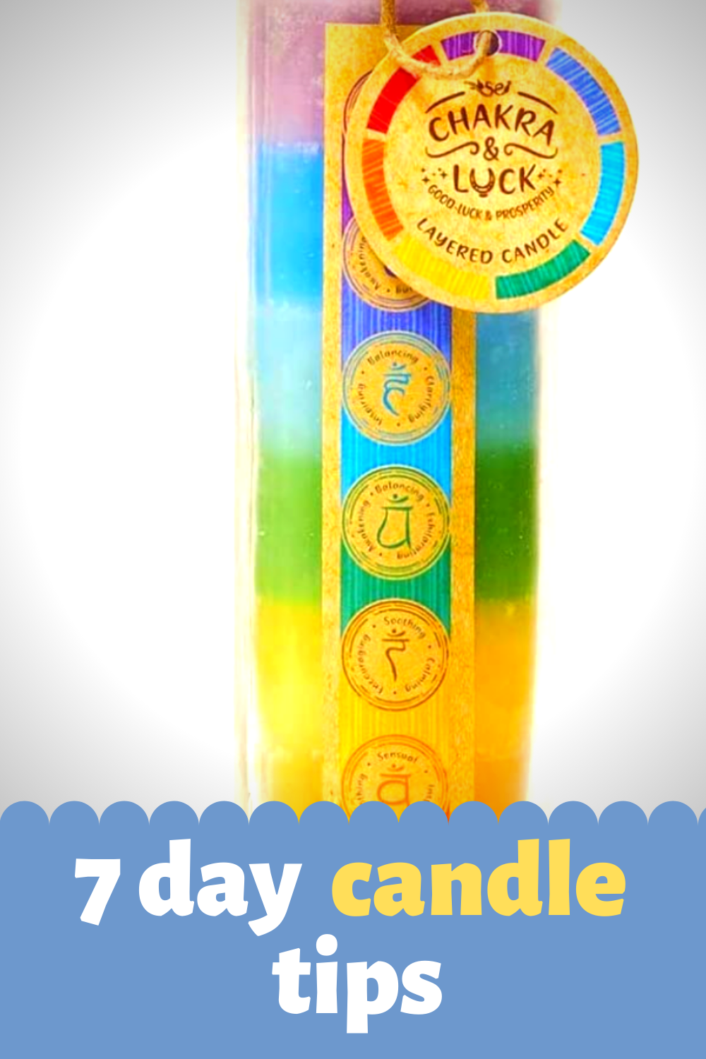7 Day Candles