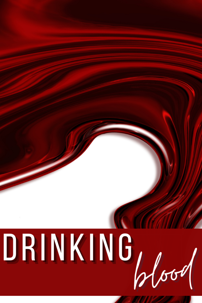 blood drinking