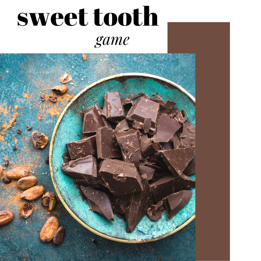 sweet tooth game