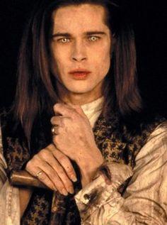 brad pitt interview with a vampire