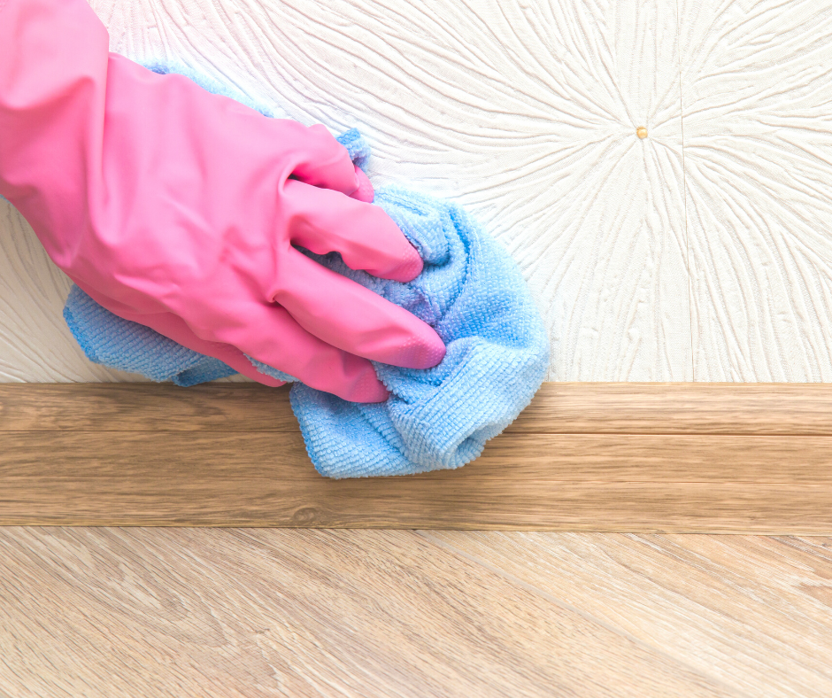 cleaning your house of bad energy