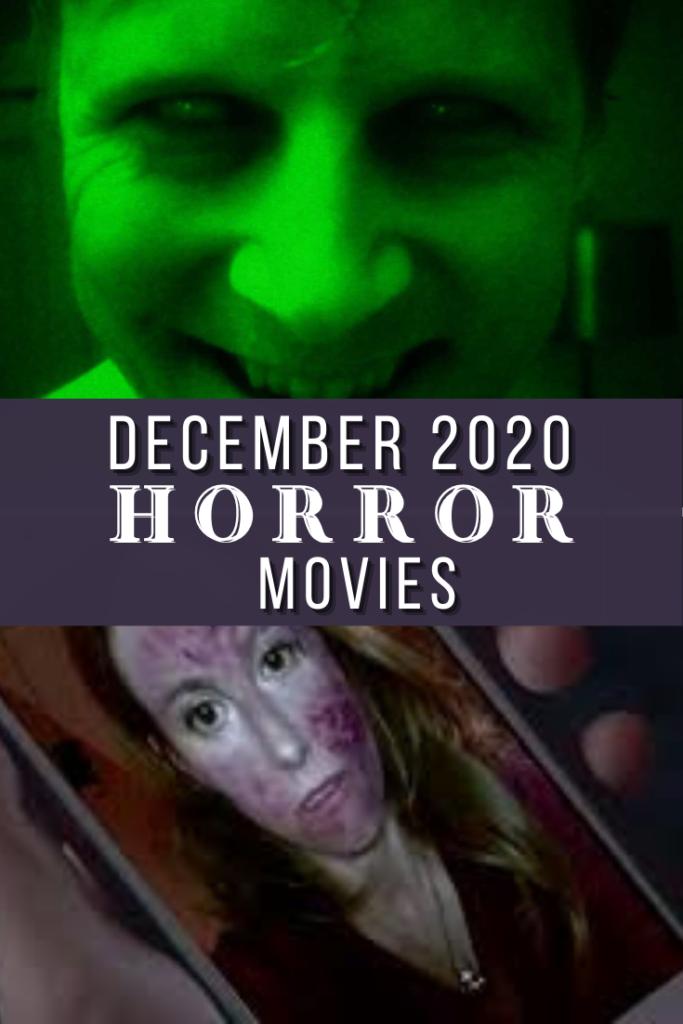 december 2020 horror movies