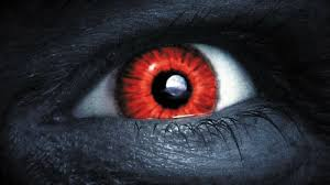 frostbitten orange eyes