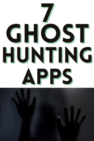 ghost hunting apps
