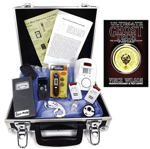 ghost hunting kit