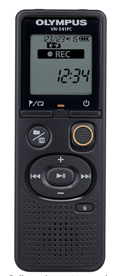 voice recorder for spirits