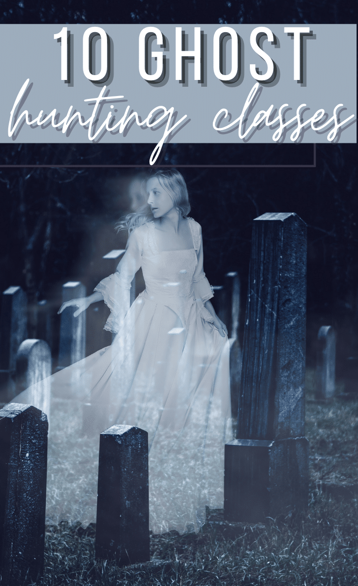 Ghost Hunting Training Courses