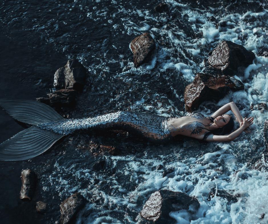 mermaids eat