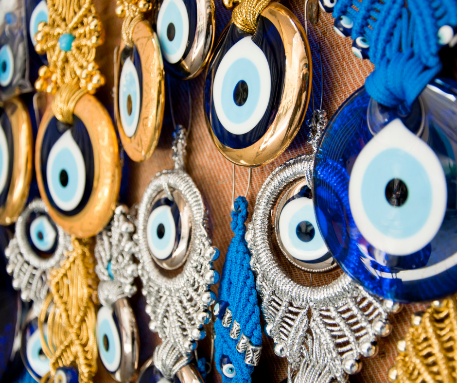 Can you purchase an evil eye for yourself